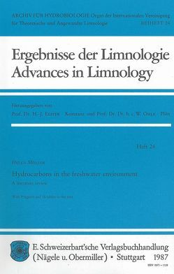 Hydrocarbons in the freshwater environment von Müller,  Helga