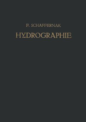 Hydrographie von Schaffernak,  NA