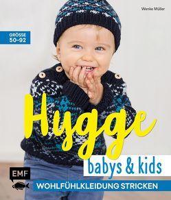 Hygge Babys und Kids – Wohlfühlkleidung stricken von Müller,  Wenke