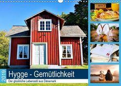 Hygge. Gemütlichkeit. Der glückliche Lebensstil aus Dänemark. (Wandkalender 2019 DIN A3 quer) von Lehmann (Hrsg.),  Steffani