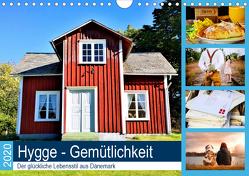 Hygge. Gemütlichkeit. Der glückliche Lebensstil aus Dänemark. (Wandkalender 2020 DIN A4 quer) von Lehmann (Hrsg.),  Steffani