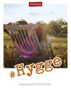 #Hygge – Kalender 2019 von Harenberg