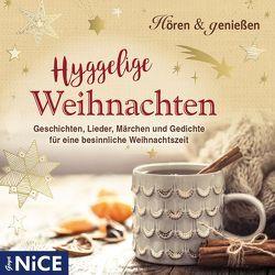 Hyggelige Weihnachten von Nachtmann,  Julia, Nagel,  Rolf, und,  v.a.