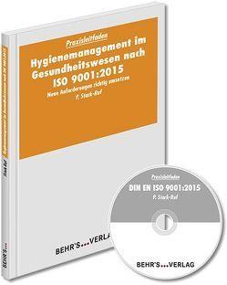 Hygienemanagement im Gesundheitswesen nach ISO 9001:2015 von Stark-Ruf,  Petra