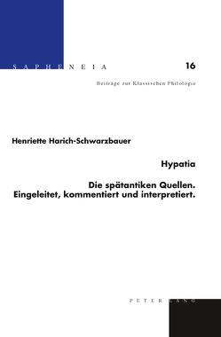 Hypatia von Harich-Schwarzbauer,  Henriette