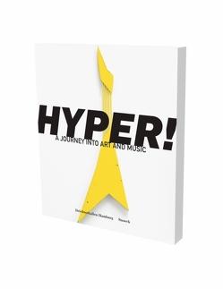 HYPER! A Journey into Art and Music von Dax,  Max, Luckow,  Dirk, Obrist,  Hans Ulrich