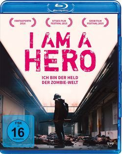 I am a Hero – Blu-ray von Sato,  Shinsuke