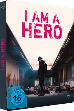 I am a Hero – Steelbook (2 Disc) [DVD und Blu-ray Collector´s Edition] von Sato,  Shinsuke