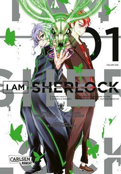 I am Sherlock 1 von Io,  Naomichi, TAKATA,  Kotaro, Yamada,  Hiro