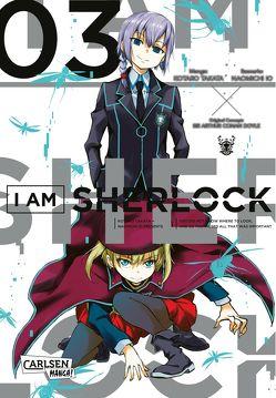 I am Sherlock 3 von Io,  Naomichi, TAKATA,  Kotaro, Yamada,  Hiro