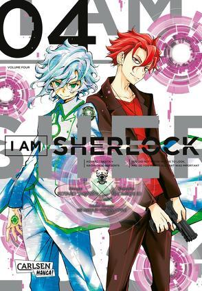 I am Sherlock 4 von Io,  Naomichi, TAKATA,  Kotaro, Yamada,  Hiro