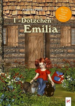I-Dötzchen Emilia von Hylla,  Gaby, Pauly,  Angelika