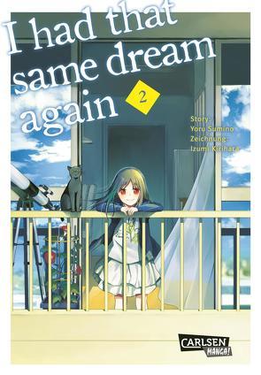 I had that same dream again 2 von Kirihara,  Idumi, Sumino,  Yoru