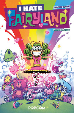 I hate Fairyland 03 von Young,  Skottie