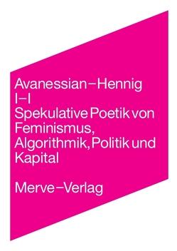 I – I von Avanessian,  Armen, Hennig,  Anke