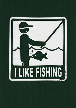 I like fishing von Erntges,  Matthias