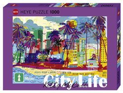 I love Miami! Puzzle von McCall,  Kitty