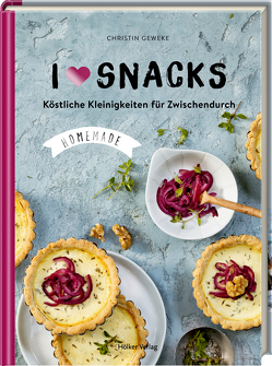 I love Snacks von Geweke,  Christin