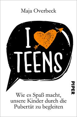 I love Teens von Overbeck,  Maja