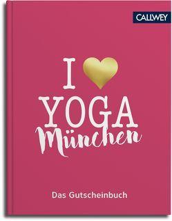 I love Yoga von Carrasco,  Birgit Feliz, Myrzik,  Ulrike