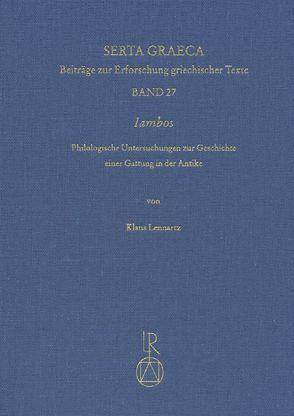 Iambos von Lennartz,  Klaus