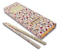 IB Bleistift-Set. 6 Bleistifte mit Zitaten