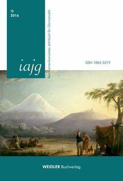 Ibero-amerikanisches Jahrbuch für Germanistik 2016 von Hernández,  Isabel, Vedda,  Miguel