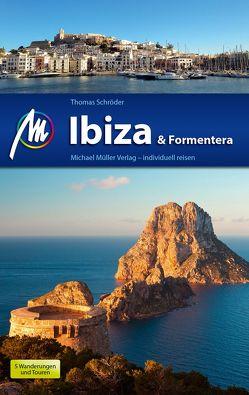 Ibiza & Formentera Reiseführer Michael Müller Verlag von Schroeder,  Thomas