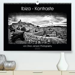 Ibiza – Kontraste (Premium, hochwertiger DIN A2 Wandkalender 2020, Kunstdruck in Hochglanz) von Janssen,  Oliver