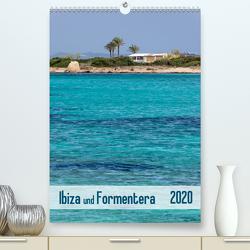Ibiza und Formentera (Premium, hochwertiger DIN A2 Wandkalender 2020, Kunstdruck in Hochglanz) von Kolfenbach,  Klaus