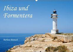 Ibiza und Formentera (Wandkalender 2019 DIN A2 quer) von Boensch,  Barbara