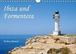 Ibiza und Formentera (Wandkalender 2019 DIN A4 quer) von Boensch,  Barbara