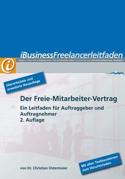 iBusiness Freelancer-Leitfaden von Ostermaier,  Christian