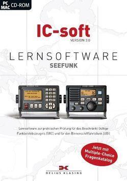 IC-soft 3.0 – Lernsoftware Seefunk von Schlösser,  Klaus