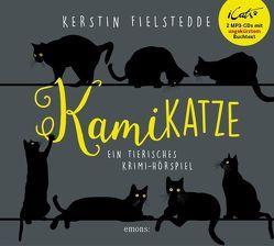 iCats Kamikatze von Kerstin,  Fielstedde