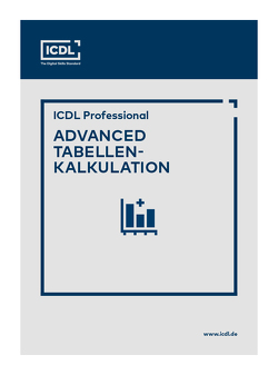 ICDL Professional Advanced Tabellenkalkulation