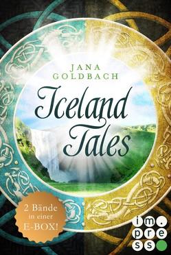 Iceland Tales: Alle Bände der sagenhaften »Iceland Tales« in einer E-Box von Goldbach,  Jana