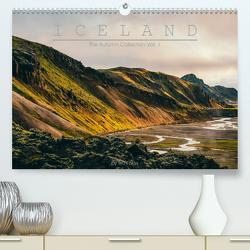 ICELAND – The Autumn Collection Vol. 1 (Premium, hochwertiger DIN A2 Wandkalender 2020, Kunstdruck in Hochglanz) von Fokus,  WD