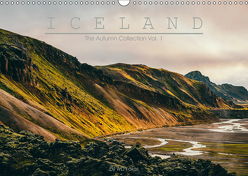 ICELAND – The Autumn Collection Vol. 1 (Wandkalender 2019 DIN A3 quer) von Fokus,  WD
