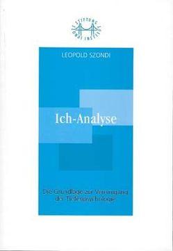 Ich-Analyse von Szondi,  Leopold
