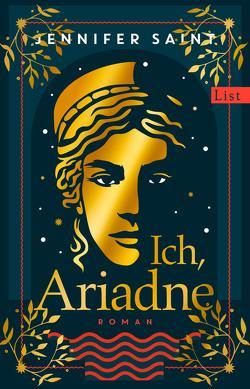 Ich, Ariadne von Jakob,  Simone, Saint,  Jennifer