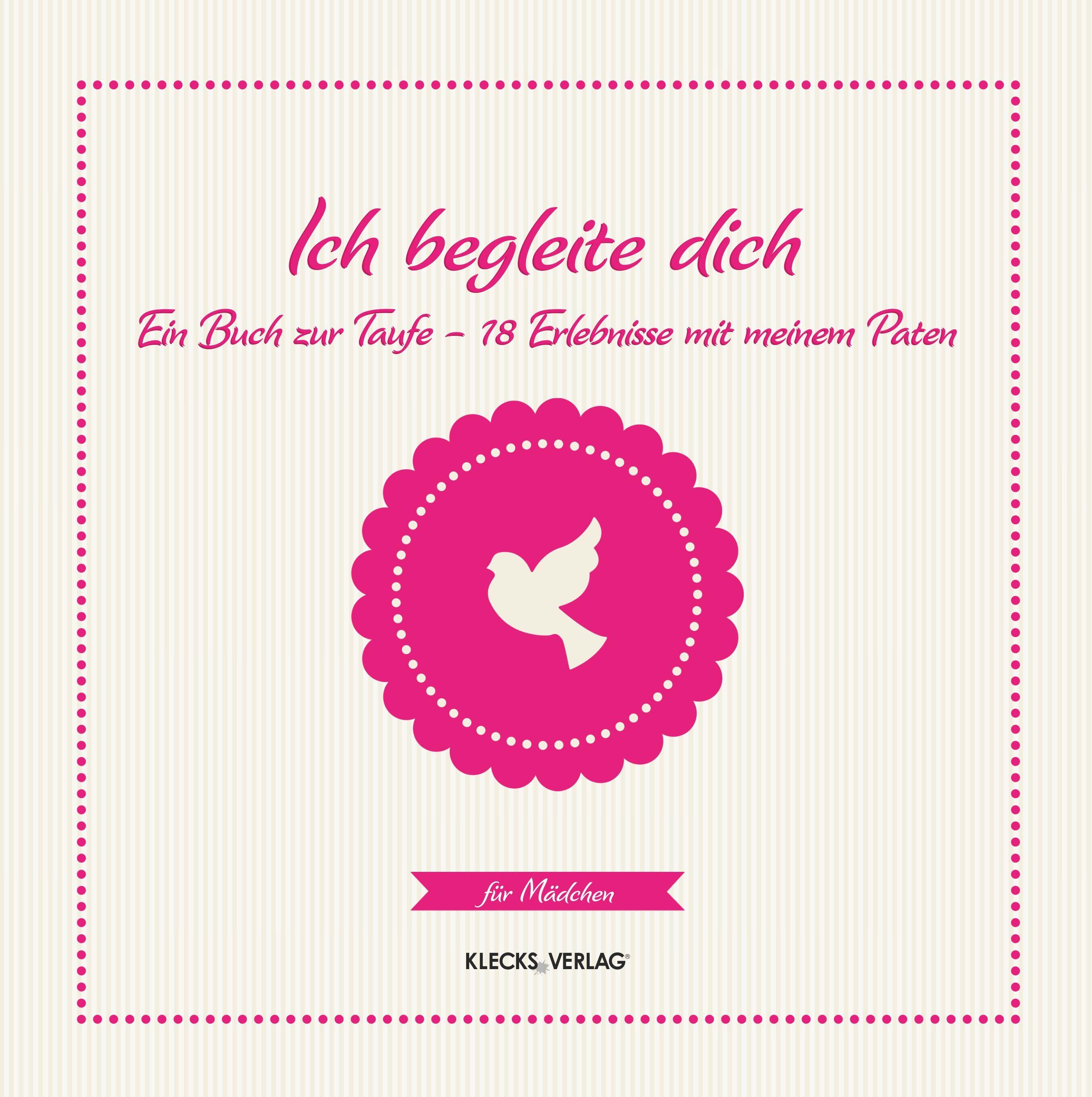 Ich Begleite Dich Von Asshauer Steffen Ein Buch Zur Taufe