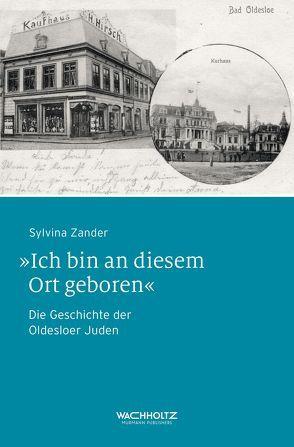 """""""Ich bin an diesem Ort geboren"""" von Zander,  Sylvina"""
