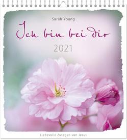 Ich bin bei dir 2021 – Wandkalender