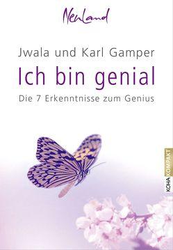 Ich bin genial von Gamper,  Karl