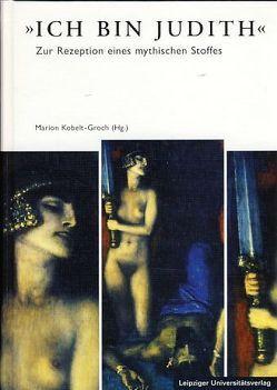 Ich bin Judith von Kobelt-Groch,  Marion