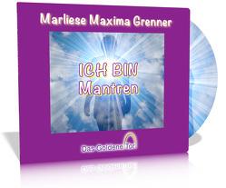ICH BIN Mantren & mehr von Grenner,  Marliese Maxima