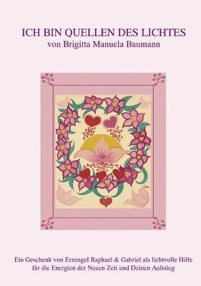 Ich bin Quellen des Lichtes – Das Anwendungsbuch von Baumann,  Brigitta Manuela