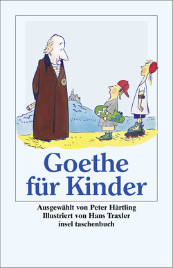 »Ich bin so guter Dinge« von Goethe,  Johann Wolfgang, Härtling,  Peter, Traxler,  Hans
