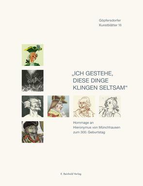 """""""Ich gestehe, diese Dinge klingen seltsam"""" von Gleisberg,  Dieter, Lichtenstein,  Günter"""